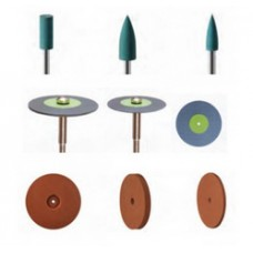 Polisher & Abrasives Burs