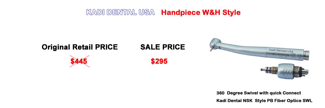 Kadi Dental Handpiece (W&H Style)