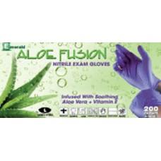 Emerald Aloe Fusion Powder-Free Exam Vitamin E 3.5 Mil