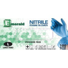 Emerald Exam Nitrile Powder-Free 3.5 Mil