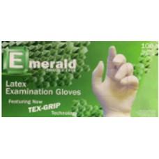 Emerald Tex-Grip Powder-Free Latex Exam 5 Mil